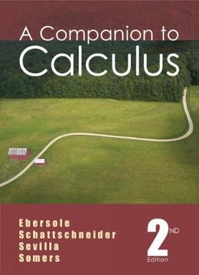 A Companion to Calculus (Paperback)