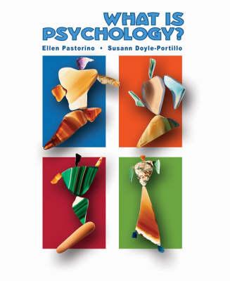What is Psychology? - Thomson Advantage Books (Paperback)