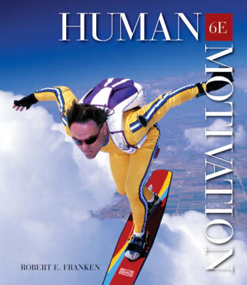 Human Motivation W/Infotr 6e (Book)