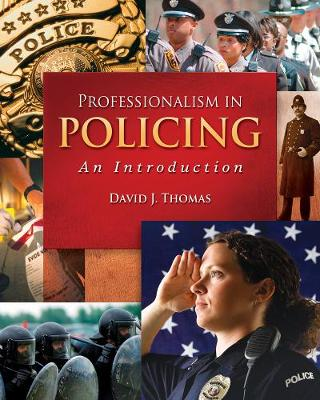 Professionalism in Policing: An Introduction (Paperback)