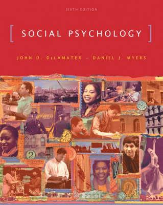 Social Psychology (Hardback)