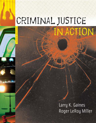 Criminal Justice in Action (Hardback)