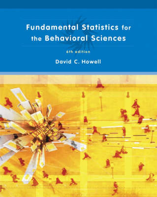 Fundamental Statistics for the Behavioral Sciences (Hardback)