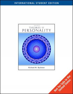 Theories of Personality, International Edition (Paperback)