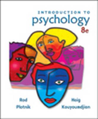 Introduction to Psychology - Thomson Advantage Books (Paperback)