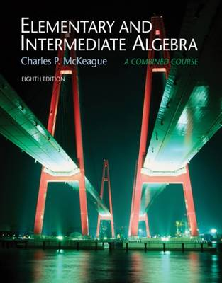 Elementary and Intermediate Algebra: WITH Thomsonnowo, Vmentoro 2-Semester Printed Accesss Card