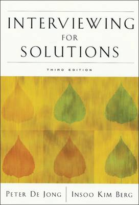 Interviewing for Solutions (Paperback)