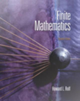 Finite Mathematics (Hardback)