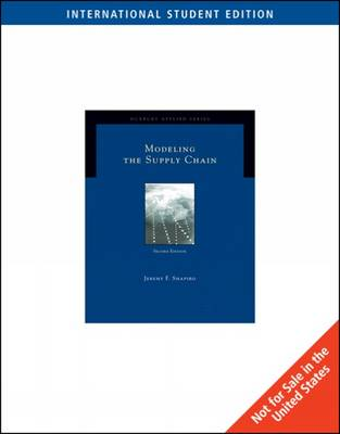 Modeling the Supply Chain (Paperback)