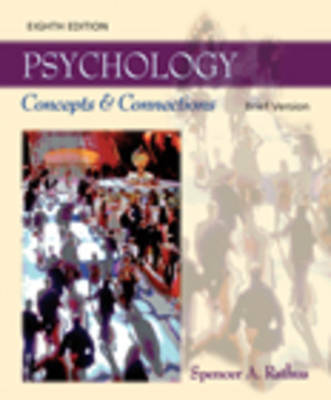 Psychology: Brief Version: Concepts and Connections - Thomson Advantage Books (Paperback)