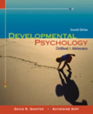 Developmental Psychology: Childhood and Adolescence - Thomson Advantage Books (Paperback)