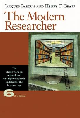 The Modern Researcher (Paperback)