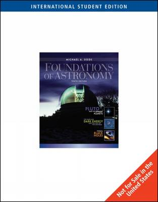 Foundations of Astronomy (Paperback)