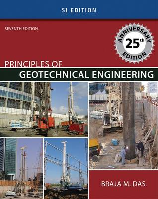 Principles of Geotechnical Engineering (Paperback)