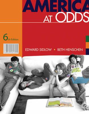 America at Odds (Paperback)