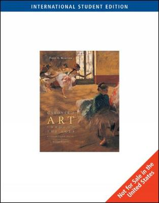 Gardner's Art through the Ages: A Concise Global History, International Edition (Paperback)