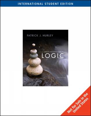 A Concise Introduction to Logic (Paperback)