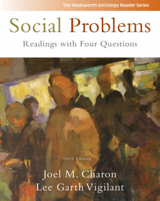 Social Problems: Readings with Four Questions (Paperback)