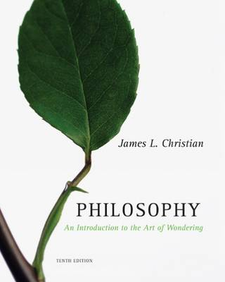Philosophy: An Introduction to the Art of Wondering (Paperback)