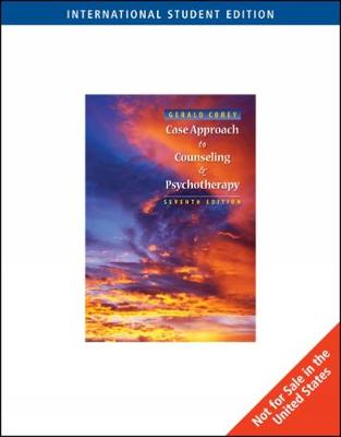 Case Approach to Counseling and Psychotherapy, International Edition (Paperback)