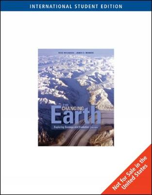 The Changing Earth: Exploring Geology and Evolution, International Edition (Paperback)
