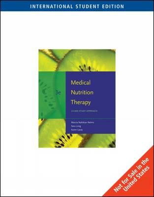 Medical Nutrition Therapy: A Case Study Approach (Paperback)