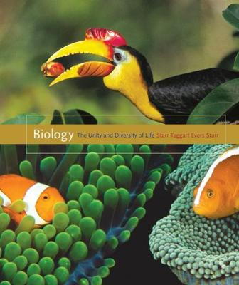 Student Interactive Workbook for Starr/Taggart's Biology: The Unity and Diversity of Life, 12th (Paperback)