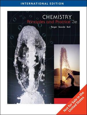 Chemistry: Principles and Practice, International Edition (Paperback)