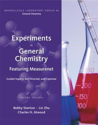 Experiments in General Chemistry: Featuring MeasureNet (Paperback)