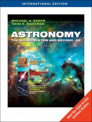 Astronomy: The Solar System and Beyond (Paperback)