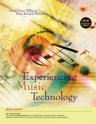 Experiencing Music Technology, Update (Paperback)