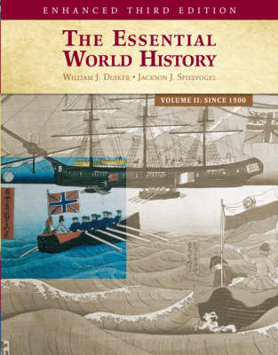 The Essential World History: Enhanced Edition v. 2 (Paperback)
