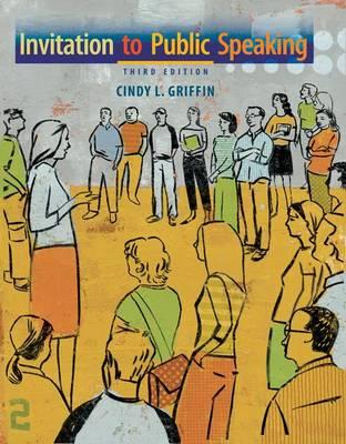 Invitation to Public Speaking (Paperback)