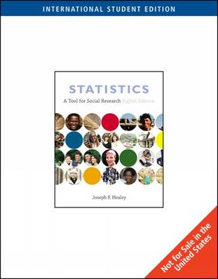 Statistics: A Tool for Social Research (Paperback)