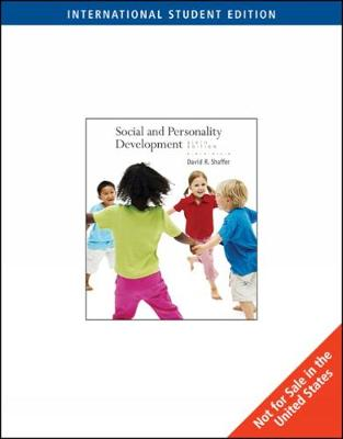 Social and Personality Development, International Edition (Paperback)