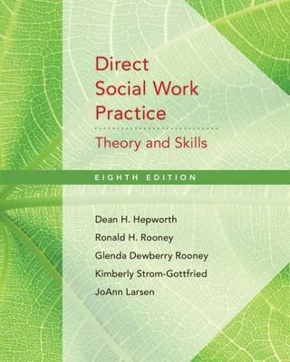 Direct Social Work Practice: Theory and Skills (Hardback)