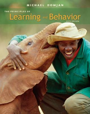 The Principles of Learning and Behavior (Paperback)