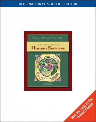 An Introduction to Human Services (Paperback)