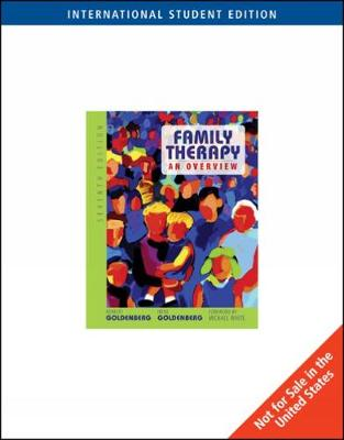 Family Therapy: An Overview, International Edition (Paperback)