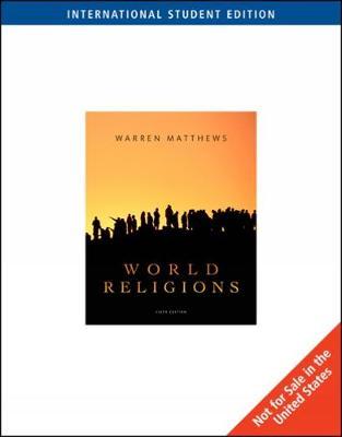 World Religions, International Edition (Paperback)