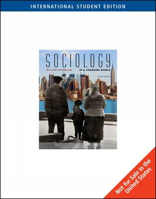 Sociology in a Changing World (Paperback)