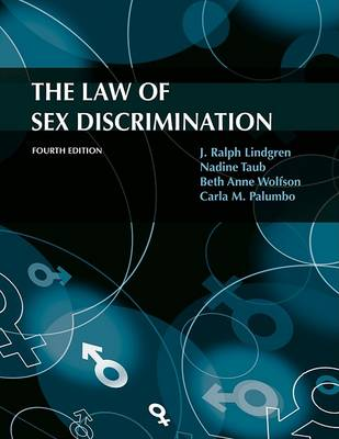 The Law of Sex Discrimination (Paperback)