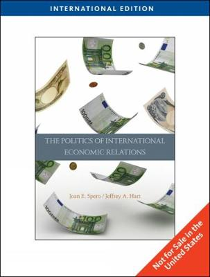 The Politics of International Economic Relations, International Edition (Paperback)