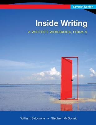 Inside Writing, Form A (Paperback)