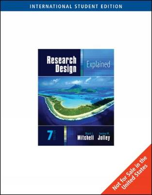 Research Design Explained, Internaitonal Edition (Paperback)