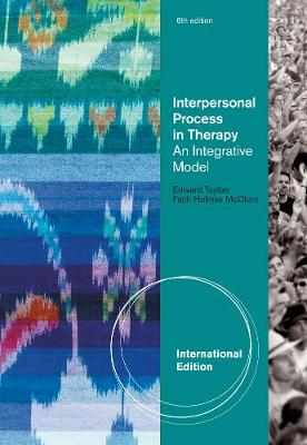 Interpersonal Process in Therapy: An Integrative Model, International Edition (Paperback)