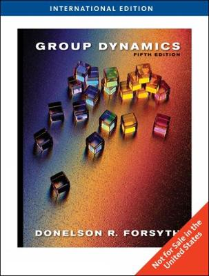 Group Dynamics, International Edition (Paperback)