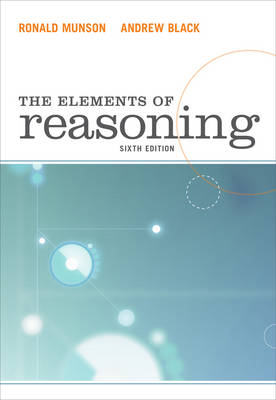 Cover The Elements of Reasoning