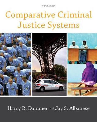 Comparative Criminal Justice Systems (Paperback)