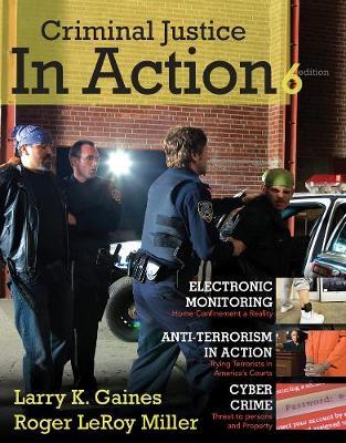 Criminal Justice in Action (Hardback)